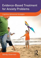 Omslag - Evidence-Based Treatment for Anxiety Problems