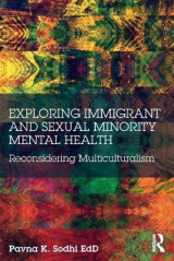 Omslag - Exploring Immigrant and Sexual Minority Mental Health