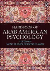 Omslag - Handbook of Arab American Psychology