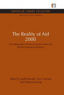 The Reality of Aid 2000 av Judith Randel, Tony German og Deborah Ewing (Heftet)