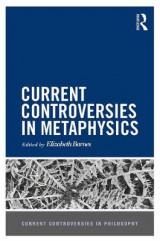 Omslag - Current Controversies in Metaphysics