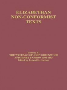 The Writings of John Greenwood and Henry Barrow 1591-1593 av John P. Greenwood (Heftet)