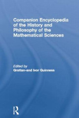Omslag - Companion Encyclopedia of the History and Philosophy of the Mathematical Sciences