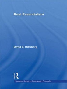 Real Essentialism av David S. Oderberg (Heftet)