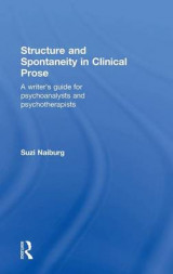 Omslag - Structure and Spontaneity in Clinical Prose