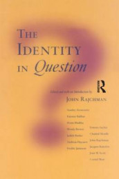 The Identity in Question av John Rajchman (Heftet)
