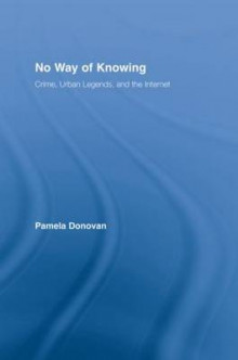 No Way of Knowing av Pamela Donovan (Innbundet)