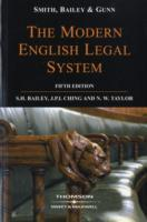 Smith, Bailey & Gunn on The Modern English Legal System av Professor Stephen Bailey, Michael Gunn, Nick Taylor og Professor David Ormerod (Heftet)