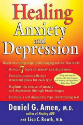 Healing Anxiety And Depression av Amen og Routh (Heftet)