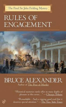 Rules of Engagement av Bruce Alexander (Heftet)