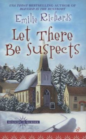 Let There Be Suspects av Emilie Richards (Heftet)