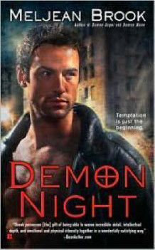 Demon Night av Meljean Brook (Heftet)