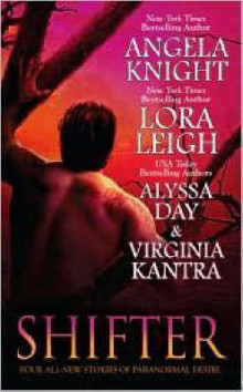 Shifter av Lora Leigh, Alyssa Day og Virginia Kantra (Heftet)