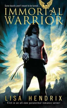 Immortal Warrior av Lisa Hendrix (Heftet)