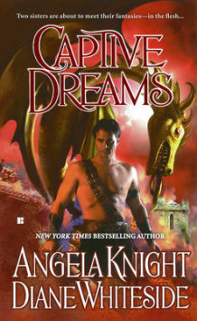Captive Dreams av Diane Whiteside og Angela Knight (Heftet)