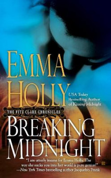 Breaking Midnight av Emma Holly (Heftet)