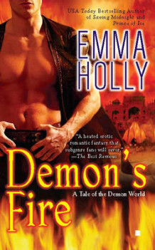 Demon's Fire av Emma Holly (Heftet)