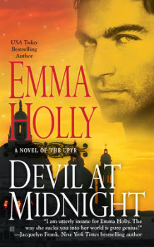 Devil At Midnight av Emma Holly (Heftet)
