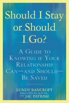 Should I Stay or Should I Go? av Lundy Bancroft og JAC Patrissi (Heftet)