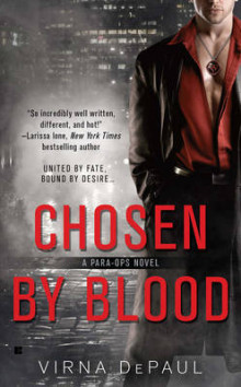 Chosen by Blood av Virna DePaul (Heftet)