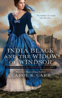 India Black and the Widow of Windsor av Carol K. Carr (Heftet)
