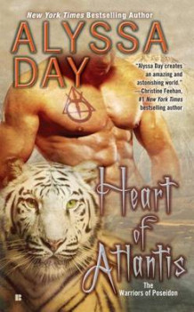 Heart of Atlantis av Alyssa Day (Heftet)