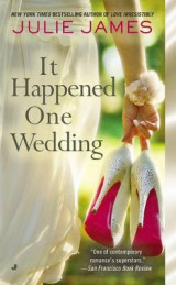 Omslag - It Happened One Wedding