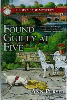 Found Guilty at Five av Ann Purser (Innbundet)