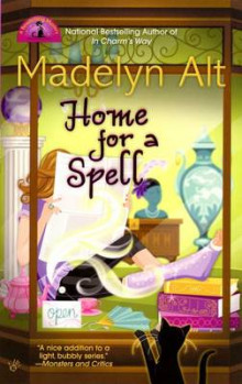 Home for a Spell av Madelyn Alt (Heftet)