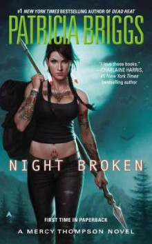 Night Broken av Patricia Briggs (Heftet)