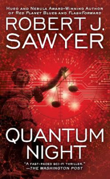 Quantum Night av Robert J Sawyer (Heftet)