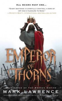 Emperor of thorns av Mark Lawrence (Heftet)