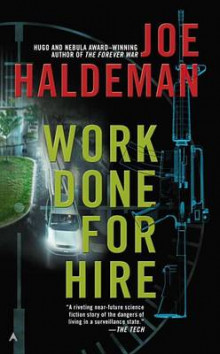Work Done for Hire av Joe Haldeman (Heftet)
