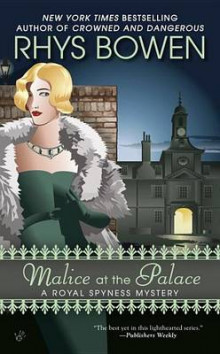 Malice at the Palace av Rhys Bowen (Heftet)