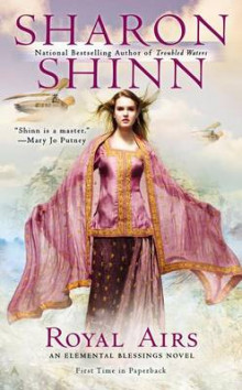 Royal Airs av Sharon Shinn (Heftet)