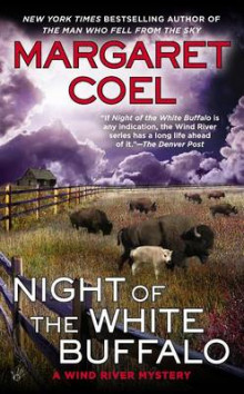 Night of the White Buffalo av Margaret Coel (Heftet)