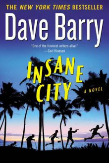 Insane City av Dr Dave Barry (Heftet)