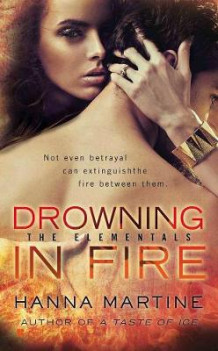 Drowning in Fire av Hanna Martine (Heftet)