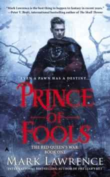 Prince of fools av Mark Lawrence (Heftet)