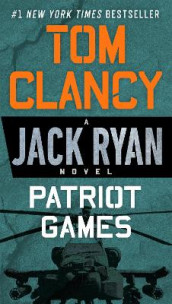 Patriot Games av Tom Clancy (Heftet)
