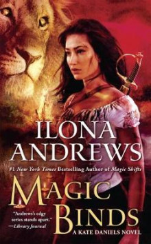 Magic Binds av Ilona Andrews (Heftet)