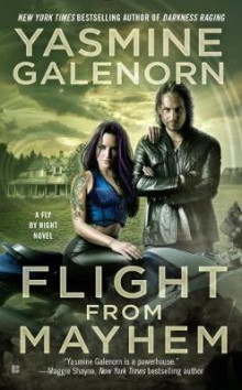 Flight from Mayhem av Yasmine Galenorn (Heftet)