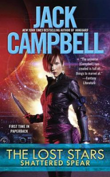 The Lost Stars: Shattered Spear av Jack Campbell (Heftet)