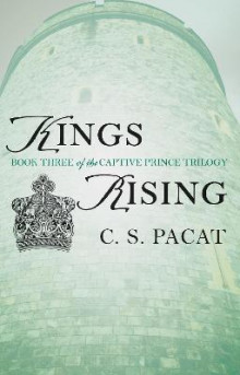 Kings Rising av C. S. Pacat (Heftet)