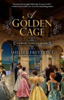 A Golden Cage av Shelley Freydont (Heftet)