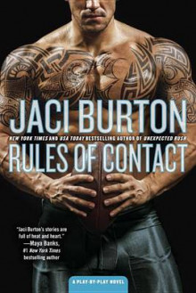 Rules of Contact av Jaci Burton (Heftet)