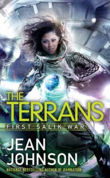 The Terrans av Jean Johnson (Heftet)
