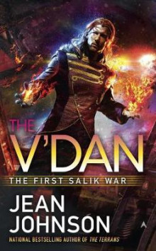 The V'dan av Jean Johnson (Heftet)