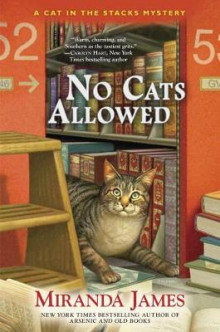 No Cats Allowed av Miranda James (Innbundet)