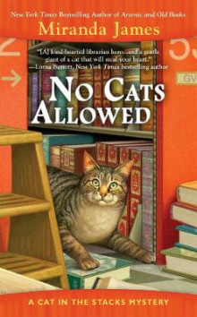 No Cats Allowed av Miranda James (Heftet)